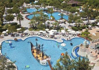 8 napos nyaralás a török riviérán, Managvatban, az Ali Bey Club***** Hotelben