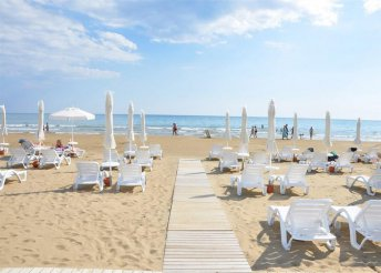 8 napos nyaralás a török riviérán, Sidében, a Cinar Family Suit**** Hotelben