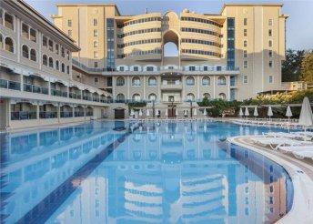 8 napos nyaralás a török riviérán, Sidében, a Sultan***** Hotelben, all inclusive ellátással