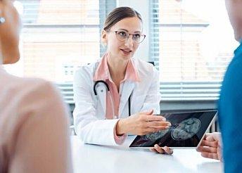 Koponya natív MR vizsgálata a Radivert MR Diagnosztika Központban