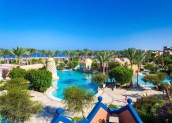 8 napos nyaralás Egyiptomban, Hurghadán, a The Grand Makadi***** Hotelben