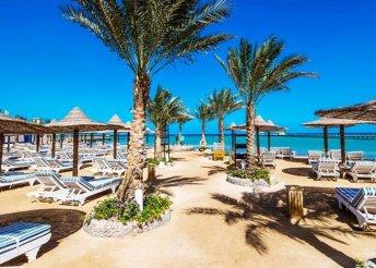 8 napos nyaralás Egyiptomban, Hurghadán, a Nubia Aqua Beach Resort***** Hotelben