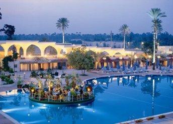 5 napos nyaralás Egyiptomban, Kairóban, a Pyramids Park Resort**** Hotelben, félpanzióval