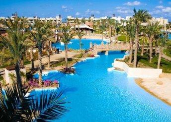 8 napos nyaralás Egyiptomban, Marsa Alamban, a Siva Port Ghalib***** Hotelben