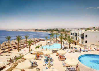 8 napos nyaralás Egyiptomban, Sharm El Sheikhben, a Sharm Resort**** Hotelben