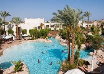 8 napos nyaralás Egyiptomban, Sharm El Sheikhben, a Ghazala Gardens**** Hotelben