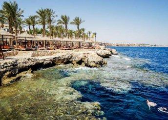 8 napos nyaralás Egyiptomban, Sharm El Sheikhben, a The Grand***** Hotelben