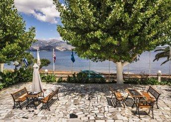 8 napos nyaralás Görögországban, Kefalónián, a Sea Breeze** Hotelben