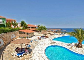 8 napos nyaralás Görögországban, Kefalónián, a Porto Skala**** Hotelben