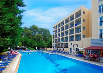 8 napos nyaralás Görögországban, Korfun, a Hellinis*** Hotelben