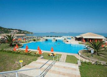 8 napos nyaralás Görögországban, Korfun, az Athina**** Hotelben