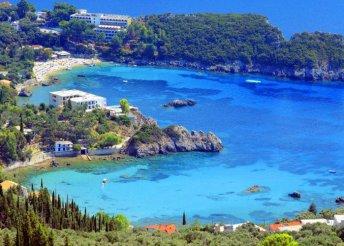 8 napos nyaralás Görögországban, Korfun, a Paleo Art Nouveau**** Hotelben