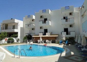 8 napos nyaralás Görögországban, Krétán, az Irilena** Hotelben