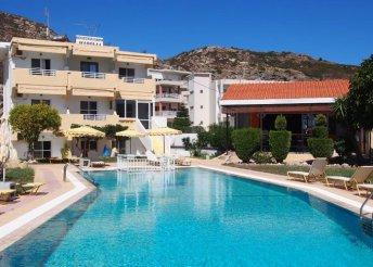 8 napos nyaralás Görögországban, Rodoszon, a Maroula** Stúdiókban