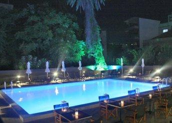 8 napos nyaralás Görögországban, Rodoszon, az Amphitryon Boutique**** Hotelben