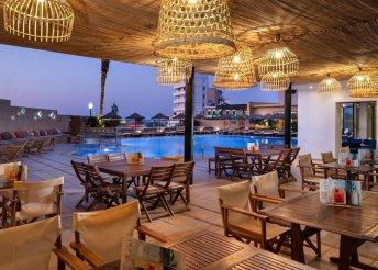 8 napos nyaralás Görögországban, Rodoszon, a Blue Sky City Beach**** Hotelben