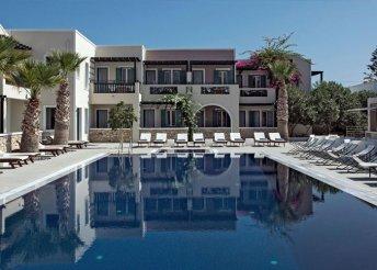 4 vagy 8 napos nyaralás Görögországban, Szantorinin, a Rose Bay**** Hotelben