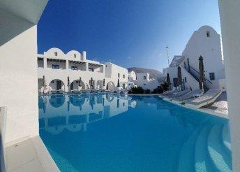 4 vagy 8 napos nyaralás Görögországban, Szantorinin, az Antoperla Luxury Hotel & Spában*****