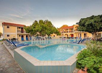 8 napos nyaralás Görögországban, Zakynthoson, az Iliessa*** Hotelben