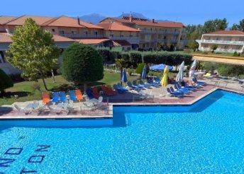 2 napos nyaralás Görögországban, az Olymposz Riviérán, az Grand Platon**** Hotelben