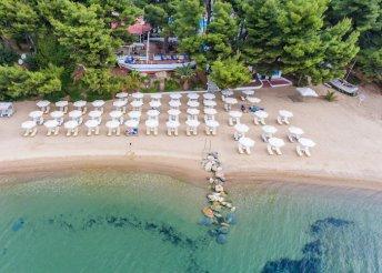 2 napos nyaralás Görögországban, Chalkidiki-félszigeten, a Porfi Beach*** Hotelben