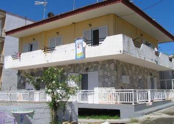 8 napos nyaralás Görögországban, Chalkidiki-félszigeten, a Chrisula*** Apartmanban