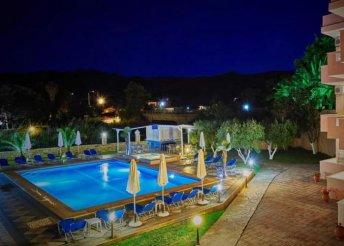 8 napos nyaralás Görögországban, Chalkidiki-félszigeten, a Stefani** Hotelben