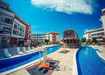 8 napos nyaralás Bulgáriában, Elenite-ben, a Privilege Fort Beach** Hotelben