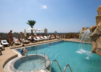 8 napos nyaralás Bulgáriában, Neszebárban, a Marieta Palace**** Hotelben