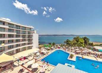 8 napos nyaralás Bulgáriában, Neszebárban, a Festa Panorama**** Hotelben