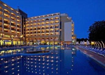 8 napos nyaralás Bulgáriában, Neszebárban, a Sol Nessebar Mare/Bay**** Hotelben