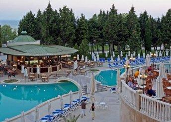 8 napos nyaralás Bulgáriában, Neszebárban, a Sol Nessebar Palace***** Hotelben