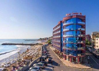 8 napos nyaralás Bulgáriában, Pomoriében, a Sunny Bay*** Hotelben