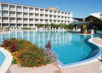 8 napos nyaralás Bulgáriában, Naposparton, a Balaton** Hotelben