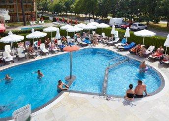 8 napos nyaralás Bulgáriában, Naposparton, az Aktinia*** Hotelben