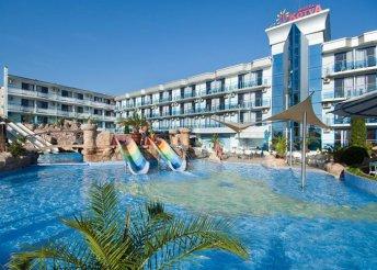 8 napos nyaralás Bulgáriában, Naposparton, a Kotva**** Hotelben