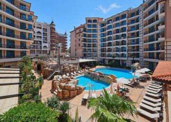 8 napos nyaralás Bulgáriában, Naposparton, a Karolina**** Hotelben