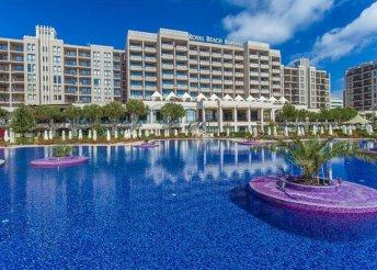 8 napos nyaralás Bulgáriában, Naposparton, a Barcelo Royal Beach***** Hotelben