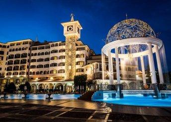 8 napos nyaralás Bulgáriában, Naposparton, a Helena Sands***** Hotelben