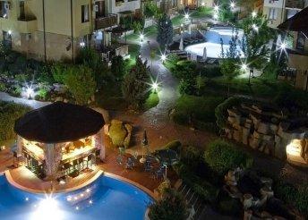 8 napos nyaralás Bulgáriában, Szveti Vlaszban, a Garden of Eden***** Hotelben