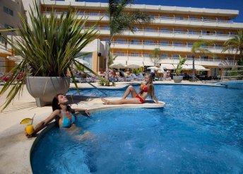 8 napos nyaralás Spanyolországban, Mallorcán, a JC Alcudi Mar**** Hotelben