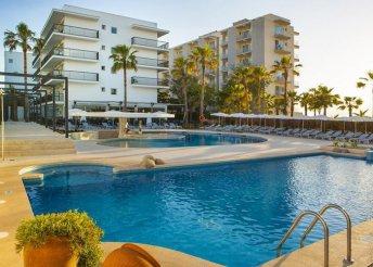 8 napos nyaralás Spanyolországban, Mallorcán, a JS Palma Stay**** Hotelben