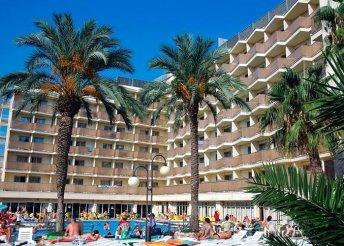 8 napos nyaralás Spanyolországban, Costa Braván, a TOP Royal Beach**** Hotelben