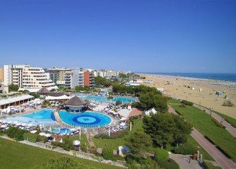 8 napos nyaralás Olaszországban, Bibionéban, a Savoy Beach Hotel & Thermal Spában*****