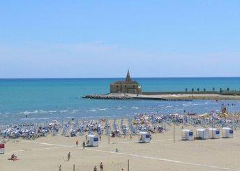 8 napos nyaralás Olaszországban, Caorléban, a Residence Livenzában