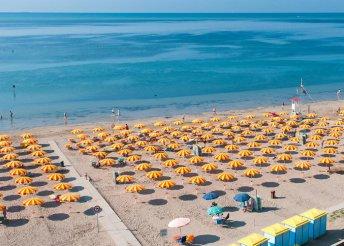 8 napos nyaralás Olaszországban, Gradóban, a Terme Apartmanokban