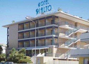 8 napos nyaralás Olaszországban, Gradóban, a Rialto**** Hotelben