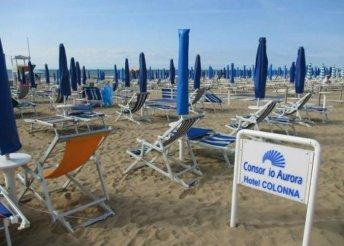 8 napos nyaralás Olaszországban, Jesolóban, a Colonna*** Hotelben