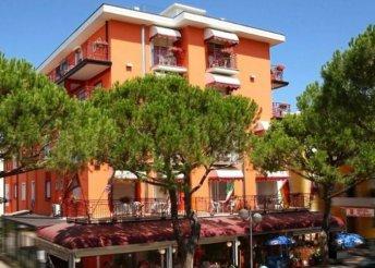 8 napos nyaralás Olaszországban, Jesolóban, a Madison*** Hotelben