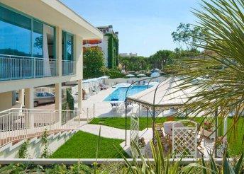 8 napos nyaralás Olaszországban, Jesolóban, a Bolivar*** Hotelben